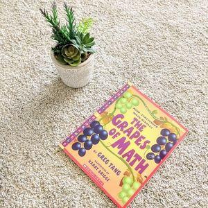Grapes of Math book by Greg Tang